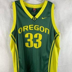 Nike Oregon Basketball Jersey Ducks
